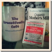 mother's milk breastfeeding tea