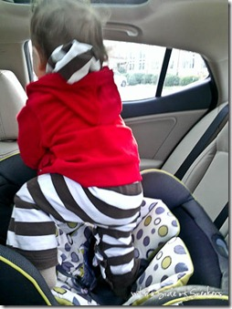 climbing car seat