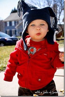 fourteen months old
