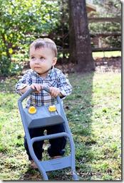 toddler lawnmower