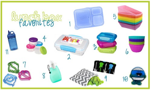 Favorite lunchbox must-haves for toddlers and preschoolers