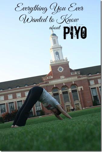 what's piyo
