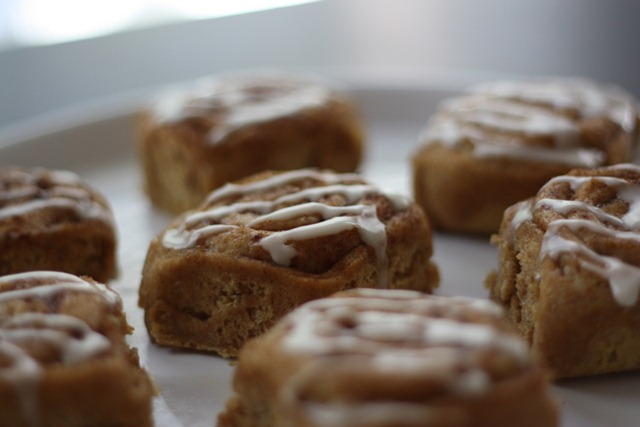 don't blame you- cinnamon rolls so healthy you can legitimately ...