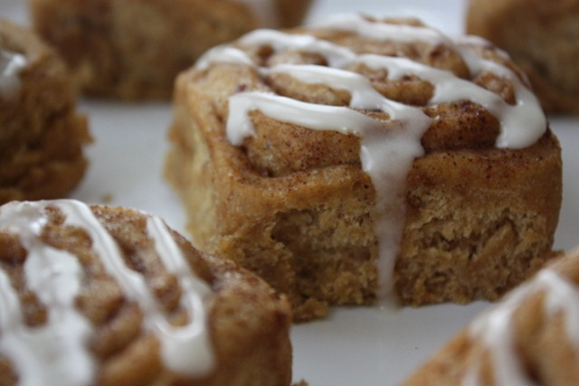 Whole Wheat Vegan Cinnamon Roll Recipe
