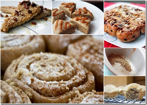 top recipes baked goods and oatmeal
