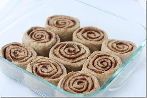 simple cinnamon rolls