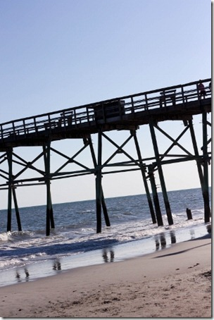 oak island pier north carolina beach
