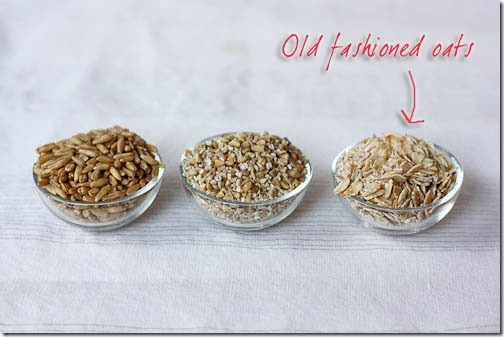 How To Prepare Old Fashioned Rolled Oats