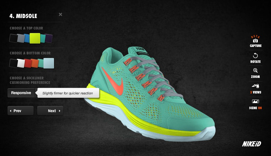 ... Nike Custom Made Running Shoes | Traffic School Online ...
