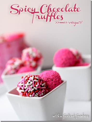 chocolate truffles, Ideas